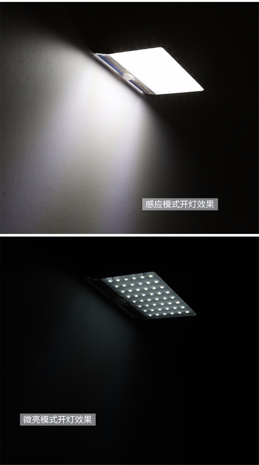 High Quality solar powered street light