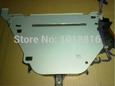 цены Free shipping original for HP4005 4700 Laser Scanner Assembly RM1-1591-030 RM1-1591 laser head on sale