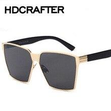Moda new cat eye sunglasses mujeres negro vintage ronda gafas gafas de sol frescas hombres gafas de sol 9 colores