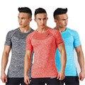 2016 New Arrival GymShark Stringer T shirt Men Gymshark Bodybuilding and Fitness Men's Singlets  Tank Shirts