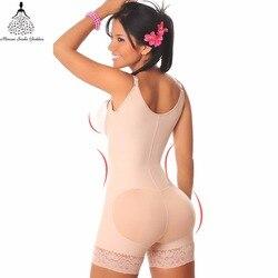 Taille Trainer Bodysuit Afslanken Ondergoed Korsetten Shapers Body Shaper Sjerpen Shapewear Ondergoed Bodysuit Controle Broek