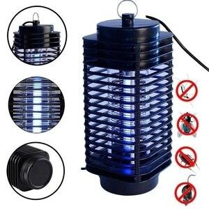 Image 1 - Lámpara de noche repelente de mosquitos fotocatalítica eléctrica, antimoscas, insectos, avispas, LED, enchufe para EE. UU./UE, novedad