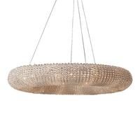 Phube Lighting LED K9 Crystal Chandelier Lustre Modern Chandeliers Light Lighting Living Room Chandeliers Free Shipping