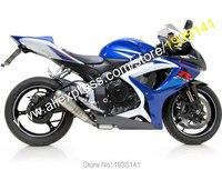 Hot Sales,For Suzuki GSXR 600 GSXR 750 K6 06 07 GSX R600 GSX R750 2006 2007 Aftermarket Sportbike Fairing (Injection molding)