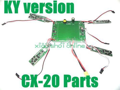 Free Shipping Cheerson Cx 20 Drone Auto Pathfinder Quadcopter Parts. Free Shipping Cheerson Cx20 Drone Autopathfinder Quadcopter Parts Power Supply System Board. Wiring. Drone Cx20 Wiring Diagram At Scoala.co
