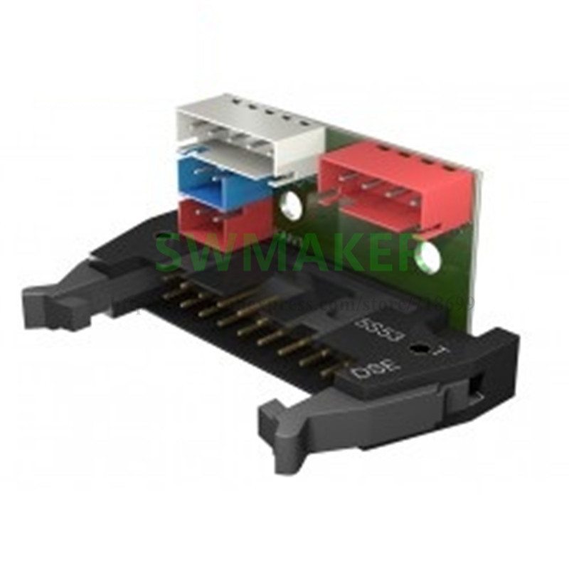 SWMAKER zortrax M200 3D printer spare parts accessories Extruder PCB board For the Zortrax M200 PCB