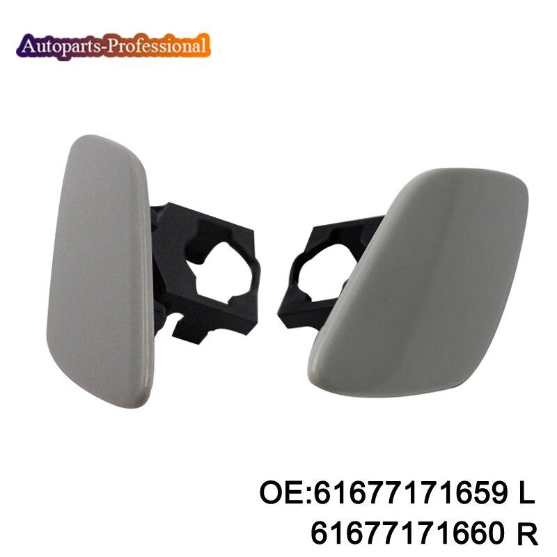 61677171659 61677171660 new left right side farol washer preparado para cobrir bmw e92 e93 3 series