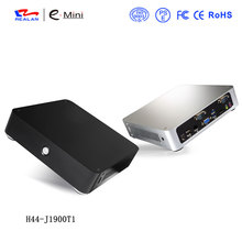 Barebone PC intel Celeron J1900 Mini PC Win7 Linux Windows 10 Desktop Macro Computer Mini PCs free shipping