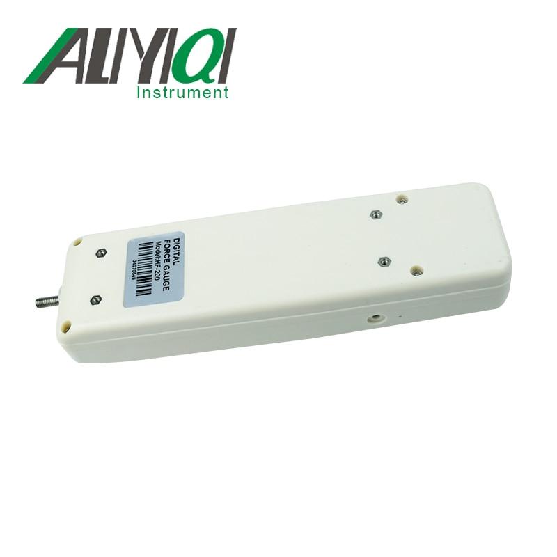ЦИФРОВОЙ динамометр(HF-5) пуш-ап тяговое усилие калибровочный динамометр с RS232 0,5 кг динамометр