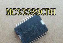 100% NOVA Frete grátis MC33389CDH