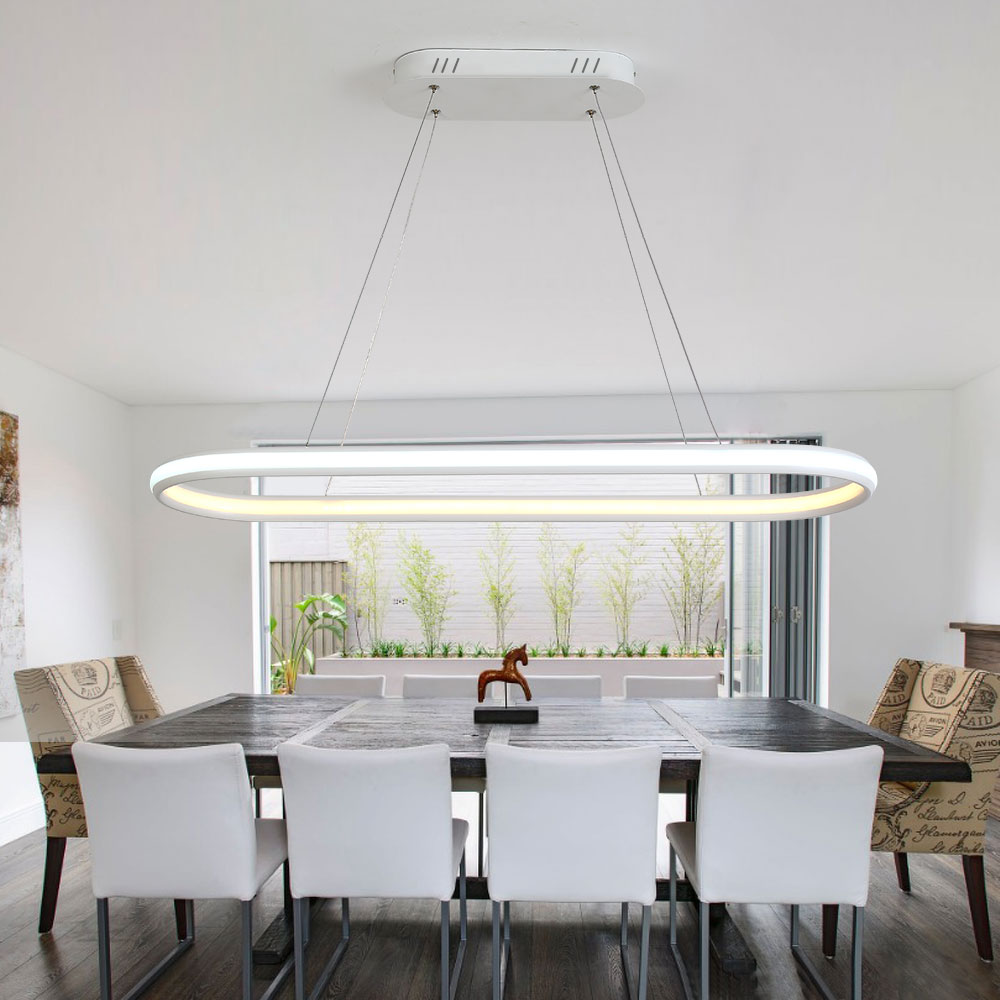 Pendant Lamp Led Light Hanglamp Suspension Luminaire Kitchen ...