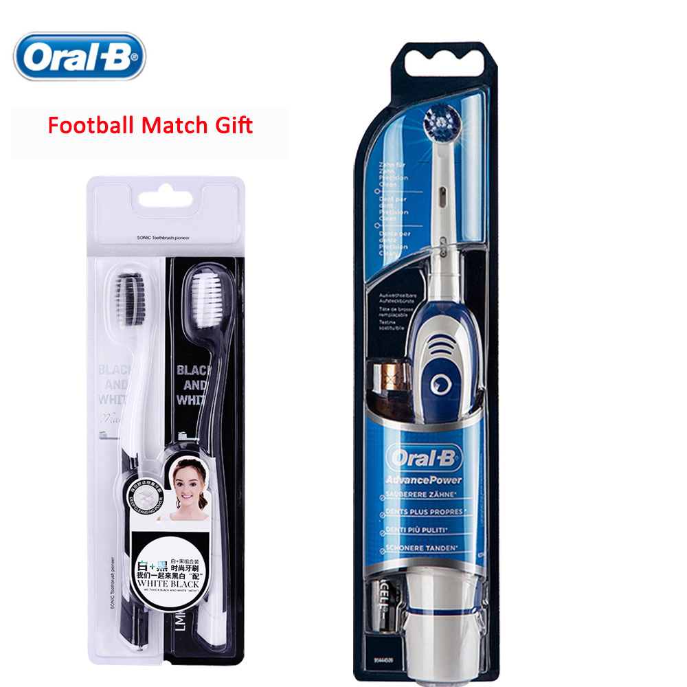 Genuine DB4010 Oral B Electric Toothbrush Battery Power Tooth Brush Oral Hygiene Oral B Teeth Brush Head