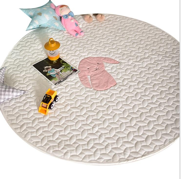 Mignon bébé jouer tapis Pad enfant en bas âge enfants ramper couverture tapis tapis jouets tapis pour enfants décor de chambre