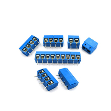 10Pcs/lot 10PCS KF301-4P 2p 3p 5.08mm 4 Pin Cont Terminal Screw Terminal Contor 10pcs lot opa656ub