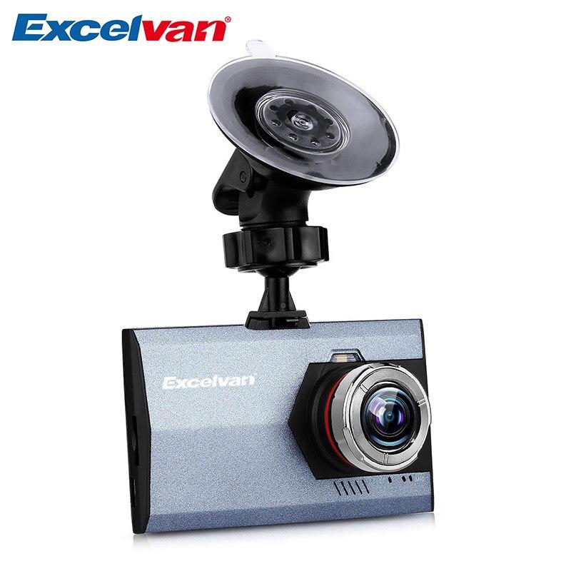 """imágenes para Excelvan A8 Del Coche DVR 3 """"LCD HD Ultra-delgado Vehículo Videocámara de 110 Grados Ángulo de Visión Nocturna del Registrador Dash Cam Cámara de Vídeo Digital"""