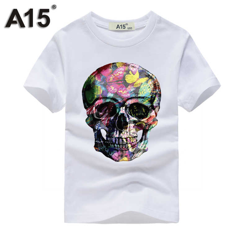 7a3ee471dc8b A15 tshirt 3D Short Sleeve t-shirt Kids Girl t shirt Boy Summer 2018 tshirts