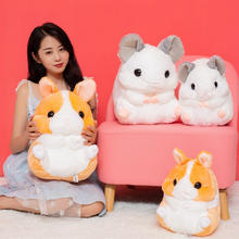 1pc Stuffed Animals Rabbit Hamster Plush Toys Giant Animal Toy Soft Doll Gifts birthday present