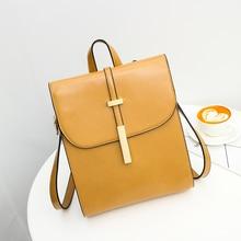 A1711 кожаные рюкзаки для девочек-подростков Женский школьная сумка рюкзак Mochila Горячая slale женщины рюкзак высокое качество молодежи