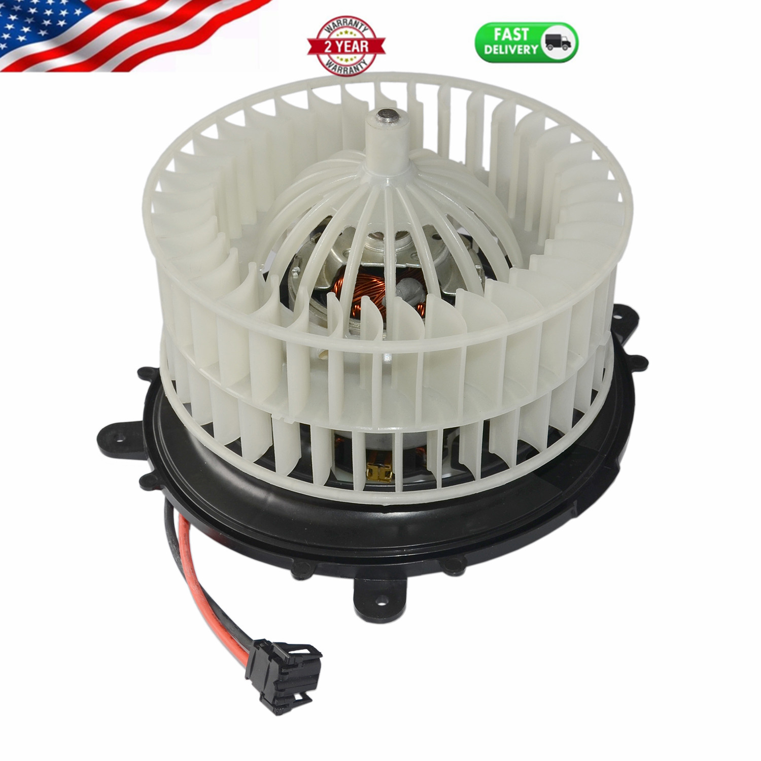 AP02 AC Blower Motor For Mercedes-Benz W220 W215 S320 S350 S400 S500 S600 S430 Brand New 2208203142, A2208203142  2209060100
