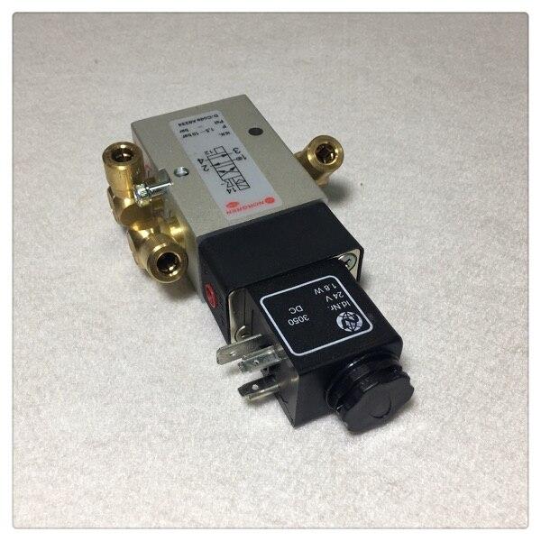 2 pieces high quality Heidelberg SM102 CD102 solenoid valve S9.184.1051/02 offset prinitng machine spare parts