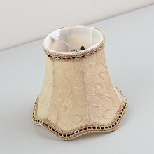 Flannel lamp shades, lampshade lamp covers, Clip on