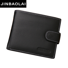 Genuine Leather Mens High Quality Design Wallets