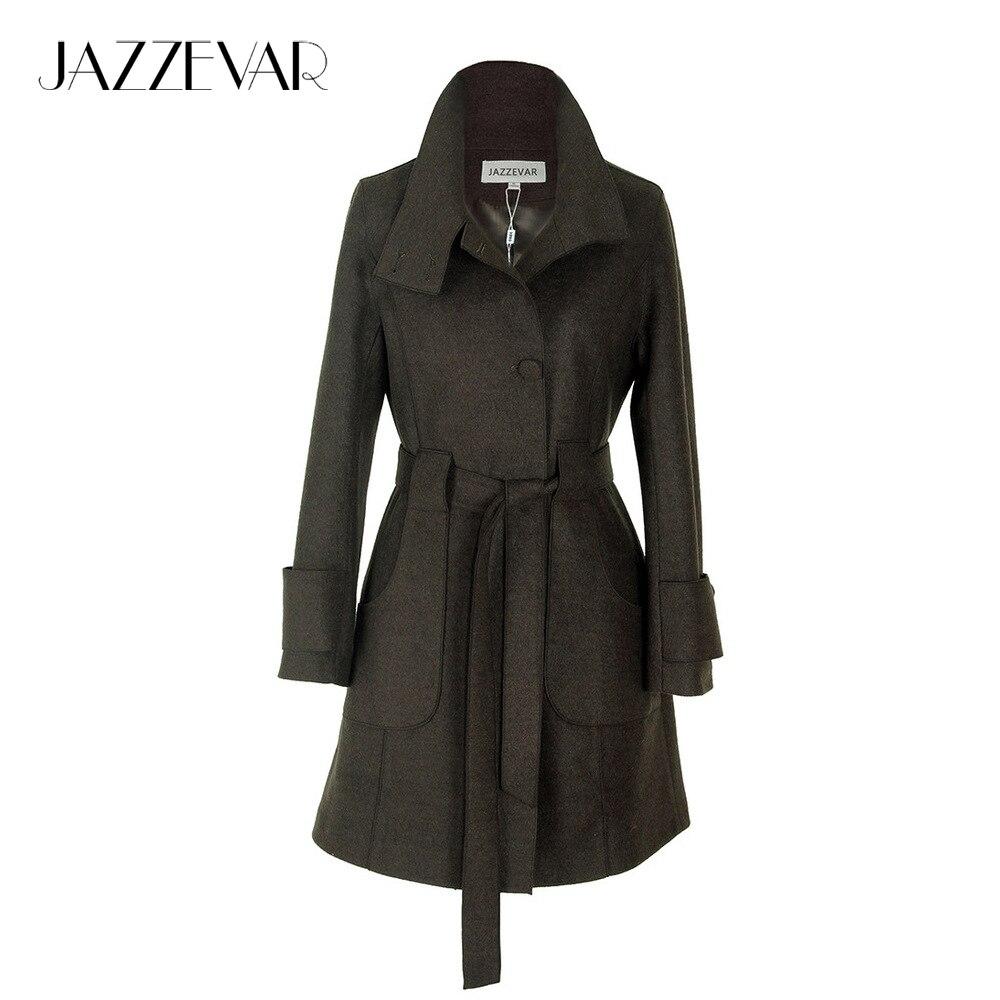Popular Long Black Wool Coat for Women-Buy Cheap Long Black Wool ...