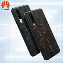HUAWEI 社 P30 ワイヤレス充電ケースオリジナル公式 Huawei 社 CNR216 UVT チー 10 ワット磁気バックカバーサポートマウント ELE L09 /L29