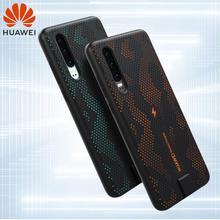 Huawei p30 caso de carregamento sem fio original oficial huawei cnr216 uvt qi 10 w magnético volta capa suporta montagem do carro ELE L09/l29
