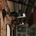 Классический Черный Железа Бра Arandela Украшения Искусства Бра Светодиодные Регулируемая Vintage Style Лофт Освещения