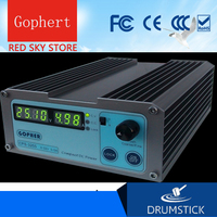 Gophert CPS 3205II DC Switching Power Supply Single Output 0 32V 0 5A 160W Adjustable