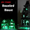Led Building Blocks Kit for Creator 10228 City Monster Fighter Haunted House Lepin 16007(Model is not included)