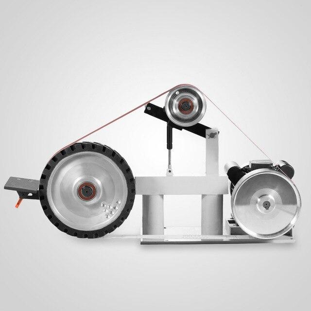 Belt Grinder Sander 2 Quot X82 Quot 2hp Rubber Wheel Drive Wheel