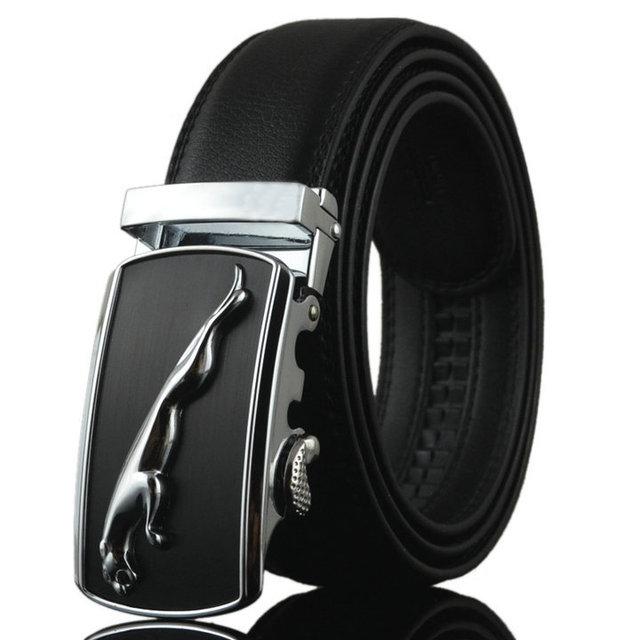 men's genuine leather belt designer belts men high quality automatic buckle belts for men