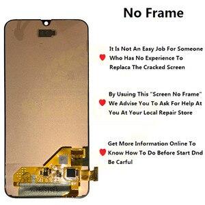 """Image 3 - 5.9 """"Samsung Galaxy A40 LCD A405 A405F A405FN/D A405DS ekran dokunmatik ekran ile çerçeve Samsung için dijitalleştirici montajı A40 LCD"""