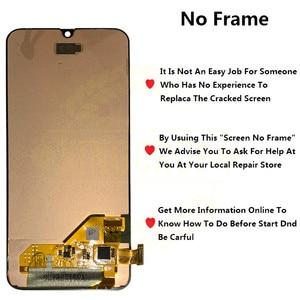 """Image 3 - 5.9 """"עבור Samsung Galaxy A40 LCD A405 A405F A405FN/D A405DS תצוגת מסך מגע עם מסגרת Digitizer עצרת עבור SAMSUNG A40 LCD"""