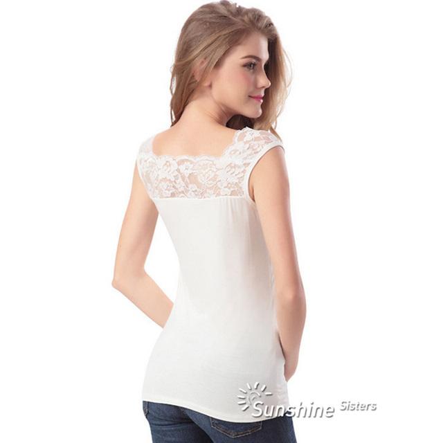 Breastfeeding Top Undershirt