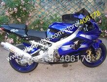 Hot Sales Blue Zx9r 03 Fairing Zx9r 02 Abs Fairing for Kawasaki 02 03 2002 2003