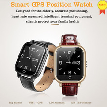 8 positioning watch elderly LBS/GPS/Beidou/WIFI/GPRS/Inertance/cloud calculate/gyro Smart Phone GPS Watch Tracker E-fence
