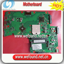 100% Working Laptop Motherboard for toshiba C650 V000225010 Series Mainboard,System Board