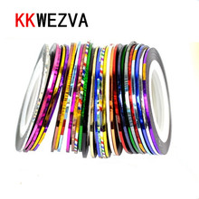 KKWEZVA 10PCS 1MM Width Metal Tinsel laser Chenile Glittering Tape Line Fly Tying Bugs Larve Midge Body Head Decorate Material