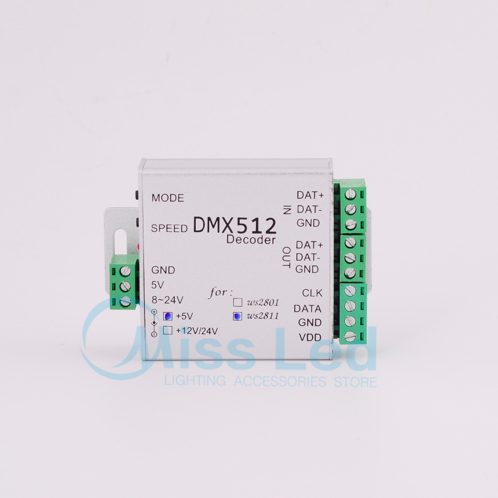 Led Strip Light Dmx Controller Worldwide Delivery 2812b In Nabara Online