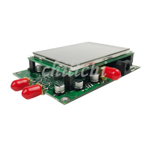 Image 3 - ADF4355 color touch screen module sweep frequency signal source VCO microwave frequency synthesizer PLL