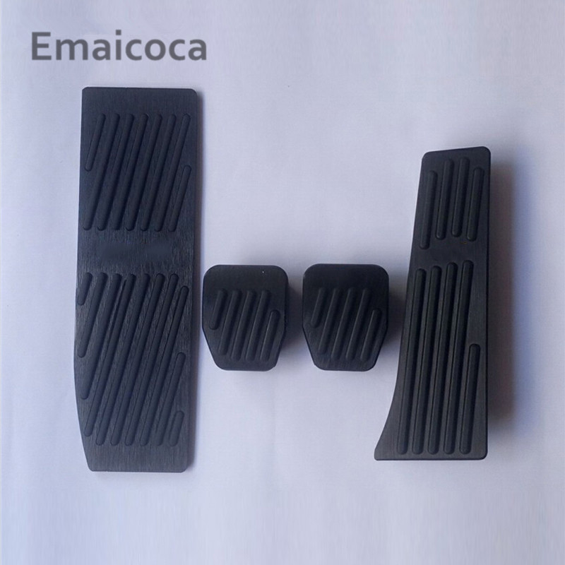 Voiture-style métal Pédale modifier housse Pour BMW 1 2 3 4 série X1 E30 E32 E34 E36 E38 E39 E46 E84 E87 E90 E91 E92 E93