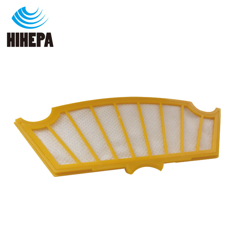 1pcs Replacement HEPA Filter for iRobot Roomba 500 Series 510 530 535 540 550 560 570 580 Robot Vacuum Cleaner part/accessory high quality accessory brush for irobot roomba 500 parts 520 530 540 550 560 570 580 series vacuum cleaner replacement