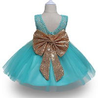 First Communion Dresses For Girl Big Bow Tulle Lace Infant Toddler Pageant Flower Girl Dress
