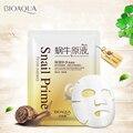 6Pcs/lot Snail Hydrogel Mask Moisturizing Facial Mask Sheet Whitening Blackhead Remover Acne Treatment Oil Control Shrink Pores