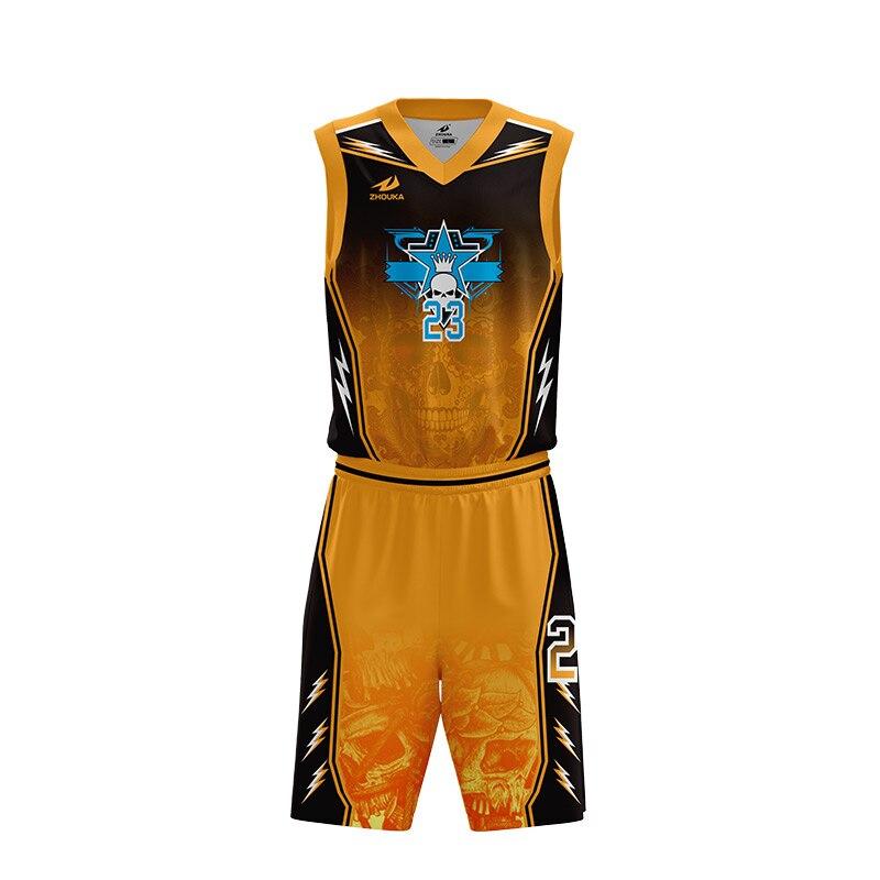 Оптовая продажа Простая мужская баскетбольная майка с логотипом