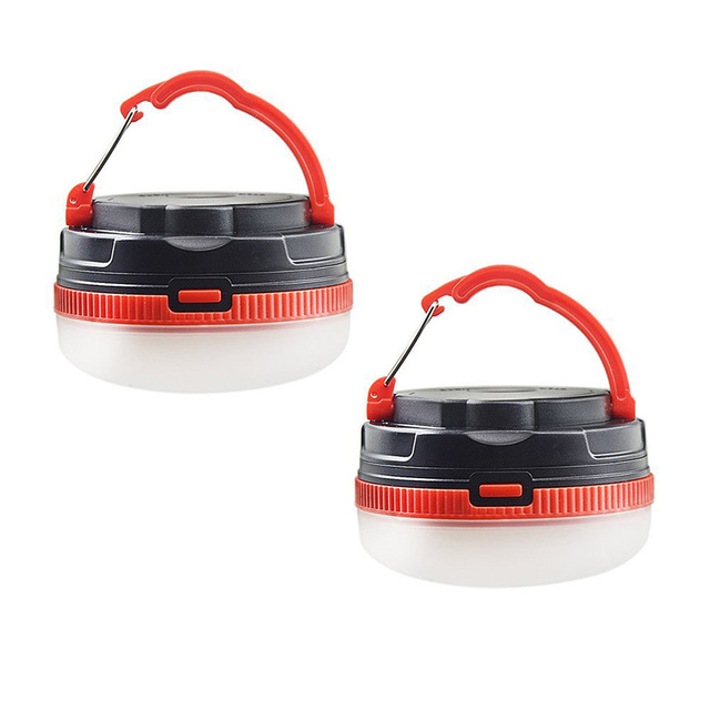 Portable LED Camping Lantern, Emergency Light