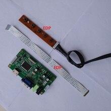 """Для NV125FHM-N62 монитор светодиодный ЖК-дисплей DIY HDMI драйвер плата контроллера экран дисплей 12,"""" 30pin VGA EDP 1920 × 1080"""